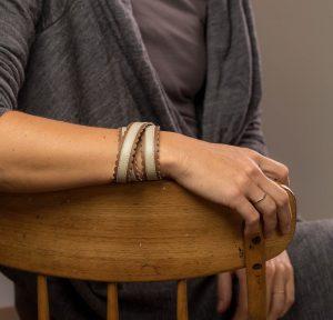 Armband Twist & Shout